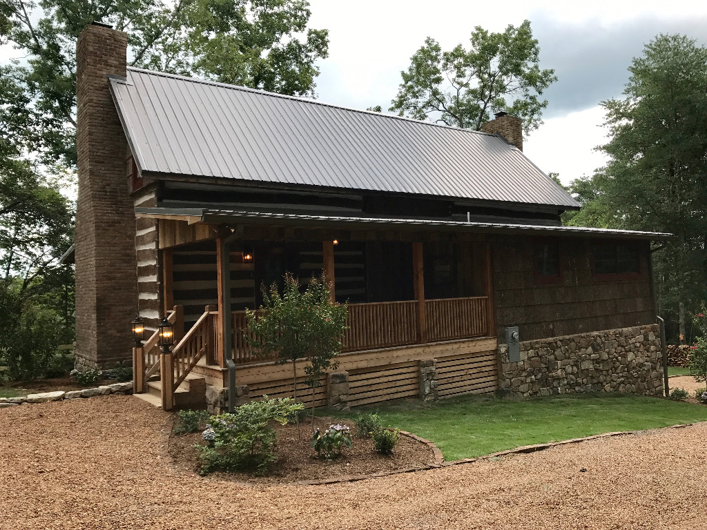 1800u0027s Log Cabin Getaway U2022 Kennedy Cabin At High Falls U2022 Amazing Views,  Albertville, AL Vacation Cabin | Alabama Vacation Home Rentals