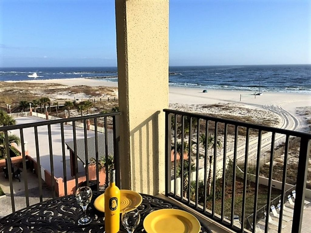 BEST LOCATION ON THE ALABAMA COAST! FULL GULF FRONT + VIEW
