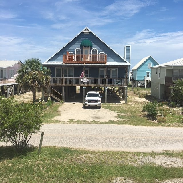 Fort Morgan Beach Houses: Song Of The Sea, Fort Morgan, AL Vacation House