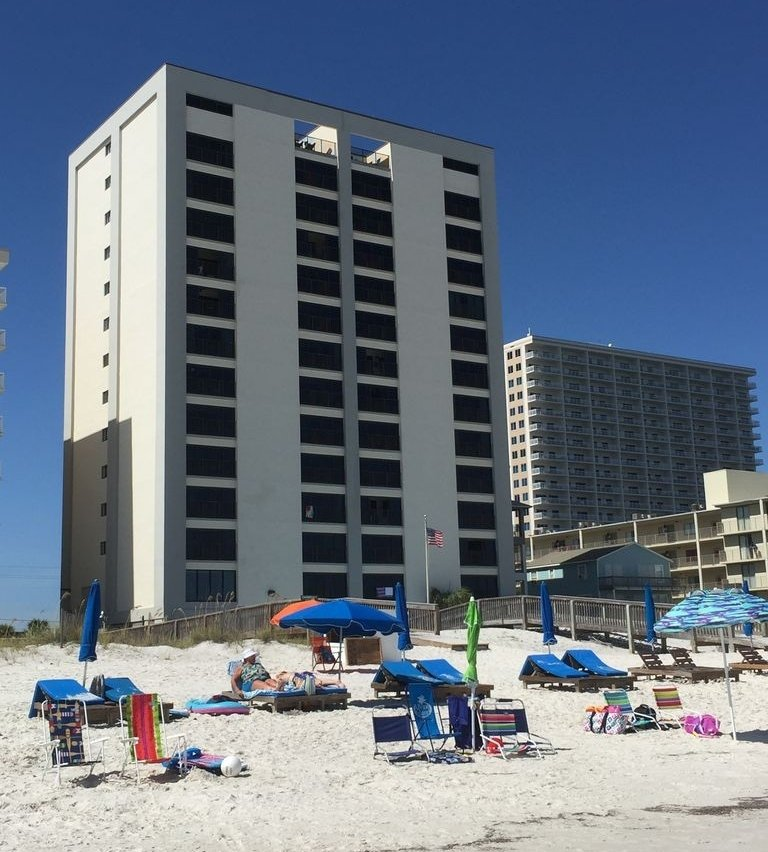 Leeway RE, Beautiful Gulf Front Condo On The Gulf Of